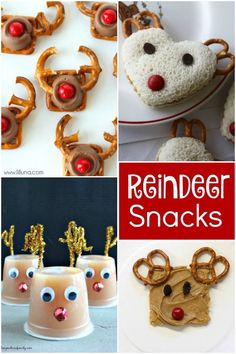 Reindeer Snacks for