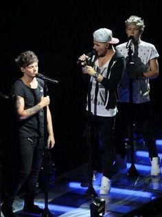 Louis, Liam and Niall.