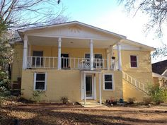 $319,000 -- 323 The Plaza Great Example of How to Convert a Home to a Multifamily Property!