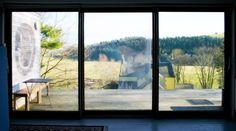 Heriot Toun - studio with a view