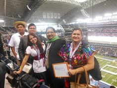 My family in International Convention in Arlington,Tx.