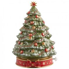 Toy's Delight Kerstboom met speeldoos 33cm - Villeroy & Boch