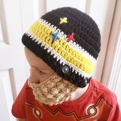 There are tons of crocheting winter caps and hats designs out there. How would you choose and pick among them to locate the best caps? These below sew cap and hats designs are the coziest, hottest, cutest gro Easy Crochet Stitches, Easy Crochet Patterns, Crochet Ideas, Hat Patterns, Beginner Crochet Projects, Crochet For Beginners, Sewing Projects, Crochet Cap, Free Crochet