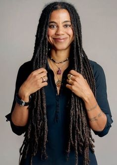 "Suzan-Lori Parks, American playwright & screenwriter. She received the MacArthur Foundation ""Genius"" Grant, & the Pulitzer Prize for Drama for her play Topdog/Underdog. Her first screenplay was for Spike Lee's film, Girl 6; she later worked with Harpo Prod. on screenplays for Their Eyes Were Watching God & The Great Debaters. Her other plays include Imperceptible Mutabilities in the Third Kingdom, The Death of the Last Black Man in the Whole Entire World, The America Play, In The Blood…"