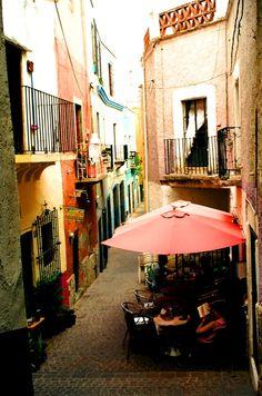 Colonial Cities. Guanajuato, Mexico