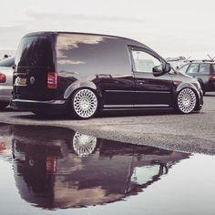 Image Vw Polo Modified, Modified Cars, Vw Caddy Tuning, Vw Transporter Van, Caddy Van, Camper, Vw Caddy Maxi, Volkswagen Touran, Astro Van