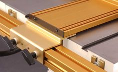 Homemade Table Saw Fence - Bing Images??use t track