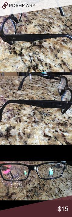 Ray-Ban Eyeglasses Ray-Ban Eyeglasses (used everyday wear) Ray-Ban Accessories