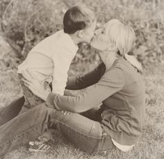 I will love my son so dearly and tell him he is a prince charming and teach him how to love a lady :)