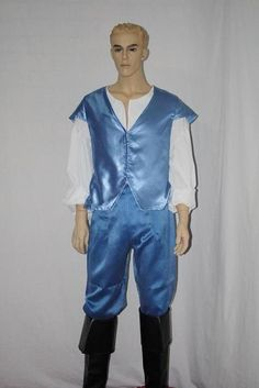John Smith costume (from Pocahontas) Available for hire in size XL  sc 1 st  Pinterest & 69 best Disney Themed costumes - Hire images on Pinterest | Costume ...