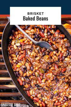 Pellet Grill Recipes, Grilling Recipes, Beef Recipes, Traeger Recipes, Game Recipes, Barbecue Recipes, Brisket Side Dishes, Brisket Sides, Kitchens
