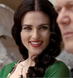 Katie McGrath as Morgana #Merlin #MerlinMonday
