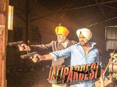 #AmanDhaliwal and #JaspreetSinghAttorney at Law USA in a movie scene in up coming Punjabi movie #JattPardesi releasing soon.