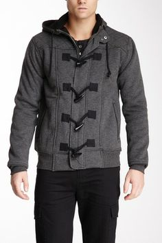 Indigo Star Chuck Hooded Jacket by Non Specific on @HauteLook
