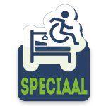 Speciaal toegankelijk