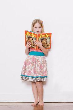 cupcake festival skirt by LittleBinks on Etsy
