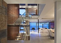 West Vancouver Residence by Lamoureux Architect Inc