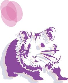 Hampster by RosieLous on Etsy, $10.00