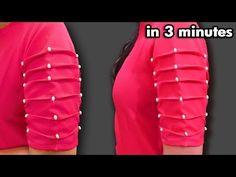 Stylish Sleeves Design   Baju Designs for Kurti    BST - YouTube