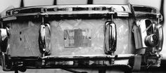 Custom made Slingerland snare for Gene Krupa by Bob Grauso    http://jazzlegends.ning.com/forum/topics/bob-grauso-14x5wmp-snare-drum