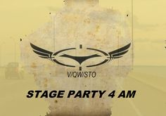 New music single from VIQWISTO - Stage party 4 AM ( EDM ) You can listen or follow me on spotify.