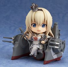 "Crunchyroll - Blondes Have All The Fun With ""Pokémon"" Lillie And ""Kancolle"" Warspite Nendoroids Now On Sale"
