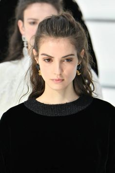 Chanel 2021 Runway Stock Pictures, Royalty-free Photos & Images - Getty Images Camille Hurel, Stock Pictures, Stock Photos, Runway Hair, Chanel Runway, Fashion Face, Royalty Free Photos, Makeup Looks, That Look