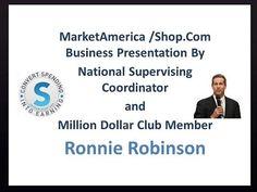 Market America Unfranchise Business Presentation Spanish