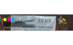 Get custom printed #SchoolBanners for promoting athletics, arts, music & any event in school-http://ow.ly/MPSu3011SJF