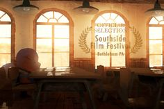 SouthSide Film Festival, we're excited to be screening in Bethleham, PA next week, hometown of The Dam Keeper's sound designer, Andrew Vernon! http://southsidefilmfestival.com/#