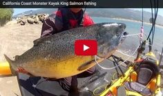 GoAltaCA   California kayaker lands monster king salmon - Last month, in a galaxy not so far away, a Bay Area angler with a rod, a sea kayak and plenty of time on his hands made a Star Wars themed video chronicling his fishing experience.