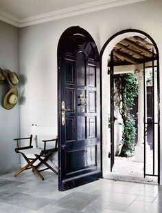 front door inspiration// california style