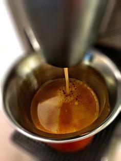Guten Morgen…ist es es neblig und kühl gibt ein #Arpeggio #Kaffe von @Nespresso dir ein gutes Gefühl😊