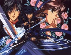 anime fushigi yuugi - Google Search