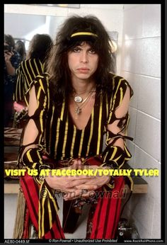 GOT 2 LOVE THE SEXY 70'S WITH STEVEN TYLER ONLY ON FACEBOOK/TOTALLY TYLER