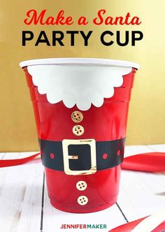 4 Easy Steps For Developing A Sunroom Diy Santa Personalized Party Cups Vinyl Christmas Decals For Party Cups Free Cricut Svg Cut Files Santa Claus Party Cup Crafts, Decor Crafts, Crafts For Kids, Christmas Decals, Christmas Crafts, Christmas Games, Christmas Desserts, Christmas Tree, Ideas Decoracion Navidad