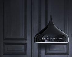 Závěsná lampa Spinning BH2 od AndTradition, černá | DesignVille