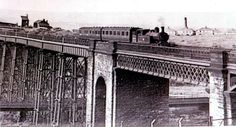 Image of Oaks viaduct Rail Transport, House Map, Train Service, British Rail, South Yorkshire, Barnsley, Brooklyn Bridge, Places To Visit, Building