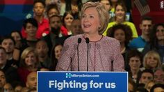 """Hillary Clinton bluntly assessed the state of race relations in the United States on Wednesday, telling a mostly African-American audience that racial bias is something that has been part of our """"DNA going back probably millennia."""""""