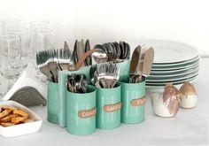 Are Tin Cans the New Mason Jar? 13 Tin Can DIYs via Brit + Co