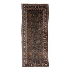 "Bloomingdale's Baluch Collection Persian Rug, 3'10"" x 9'4"""