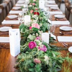 We can not get enough of these gorgeous floral garlands! Stunning work from the creative crew @thelittleblacksheephireco @whereloveblooms @pavilioncafebar @lauramahonyphotography @elizabeth_jean_weddings  #Warrnambool #warrnamboolweddings #eventhire #tabledecor #freshblooms #floralgarland #bentwoodchairs #wedding #weddingday #weddinginspo #absoluteweddings #realwedding #blooms by absoluteweddings