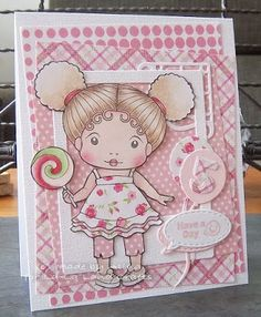 From our Design Team! Card by Alina Meijer-Petrescu featuring Marci with Lollipop and these Dies - Lattice Corner Die , Stitched Elements, Photo Elements Die Set (November 2014 Kit), Numbers and Balloons (May 2015 Kit) :-) Shop for our products here - shop.lalalandcrafts.com  More Design Team inspiration here - http://lalalandcrafts.blogspot.ie/2015/09/inspiration-friday-decorate-corners.html