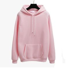 Autumn Winter Fleece Oh Yes Letter Harajuku Print Pullover Thick Loose Women Hoodies Sweatshirt Clothes Pink Casual Coat Size S Color Sweatshirts Online, Printed Sweatshirts, Hooded Sweatshirts, Fleece Hoodie, Pullover, Boys And Girls Clothes, Clothes For Women, Estilo Hip Hop, Autumn Winter Fashion