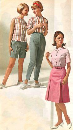 Decades Fashion, 60s And 70s Fashion, Retro Fashion, Love Fashion, Vintage Fashion, Fashion Outfits, Fashion Design, 1950s Outfits, Retro Outfits