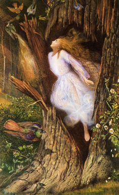 Secrets held in the dead oak~