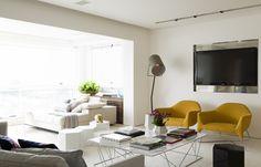 170 m², localizado no Panamby, SP - Arquiteto Diego Revollo.