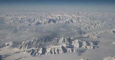 Une base américaine de la guerre froide refait surface au Groenland à cause du réchauffement climatique. - août 16