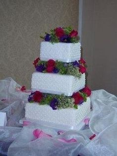 Wow. Love this!! My Photo Album Wedding Cakes Photos on WeddingWire