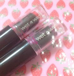 Martone Laura: Rossetti Wet N Wild ♥ Swatch e Review